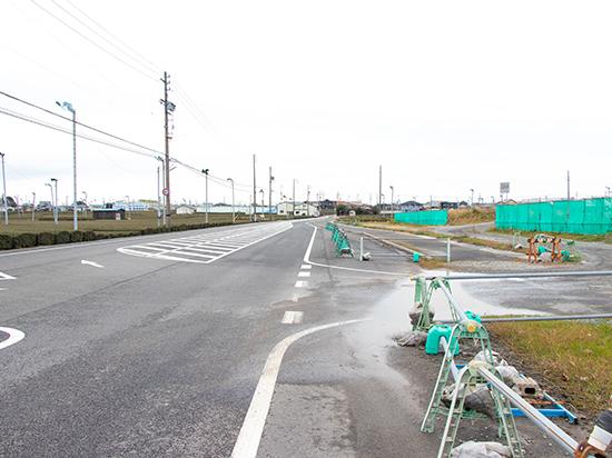 島田のアウトレット予定地
