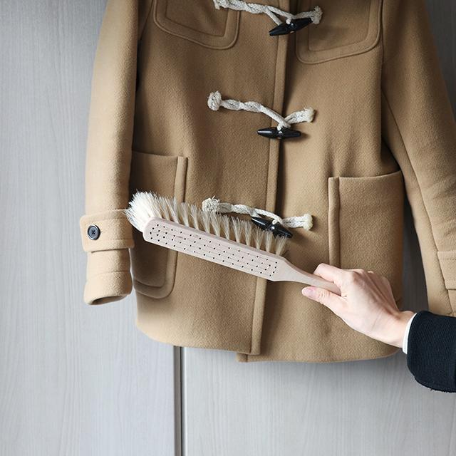 衣替えでコートのお手入れ