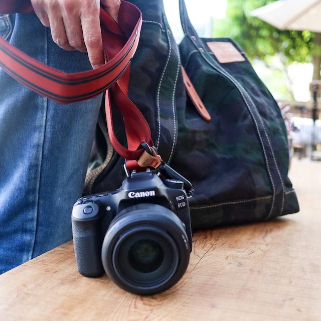 カメラバッグトート