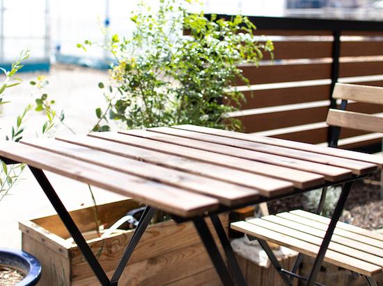 ユノートルのカフェスペース