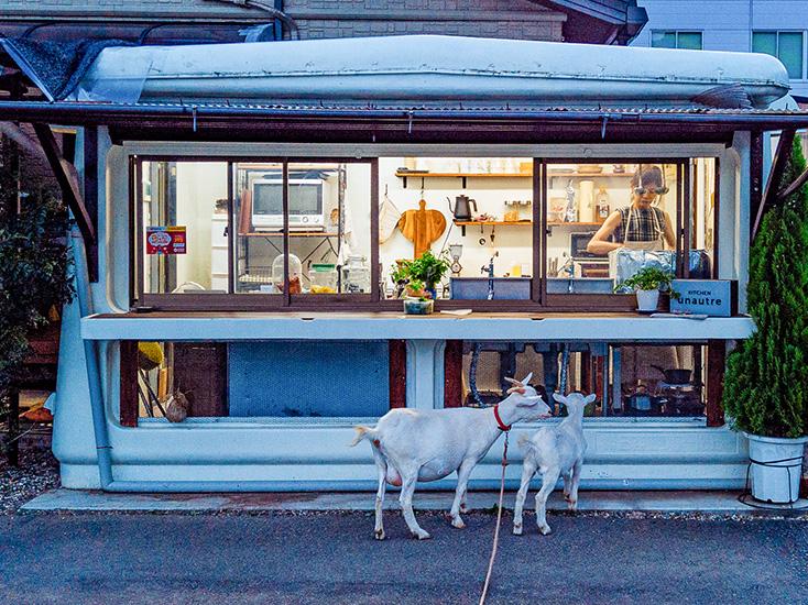 島田市のおしゃれなカフェ「キッチンユノートル」