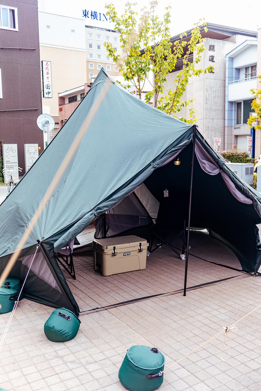 モーニング グローリー サバティカル 【使用レビュー】サバティカル(SABBATICAL)テント モーニンググローリーTCに1泊してみた感想 ぷかぷかキャンプ